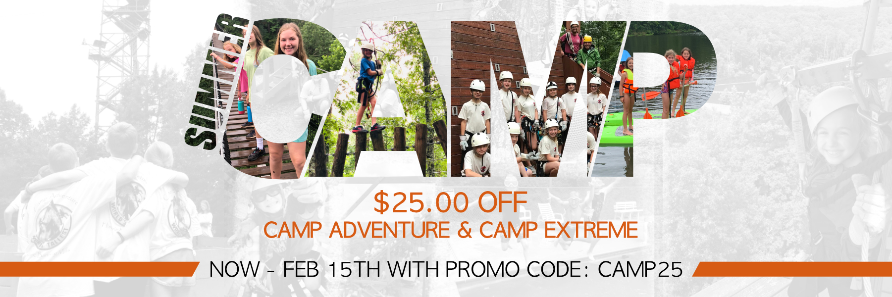 $25 Off Summer Camp